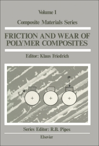 Cover image for Friction and Wear of Polymer Composites