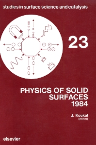 Physics of Solid Surfaces 1984
