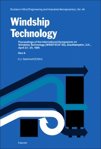 Windship Technology - 1st Edition - ISBN: 9780444425317, 9780444601520