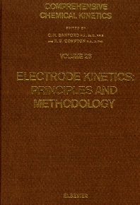 Cover image for Electrode Kinetics: Principles and Methodology