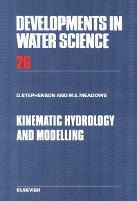 Cover image for Kinematic Hydrology and Modelling