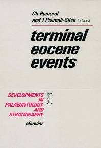 Cover image for Terminal Eocene Events