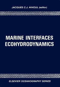 Cover image for Marine Interfaces Ecohydrodynamics