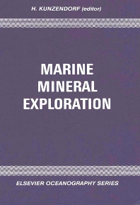 Cover image for Marine Mineral Exploration
