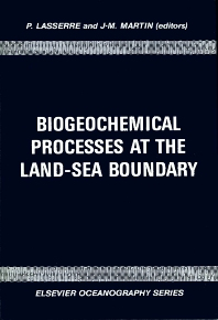 Cover image for Biogeochemical Processes at the Land-Sea Boundary