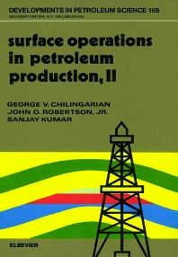 Cover image for Surface Operations in Petroleum Production, II