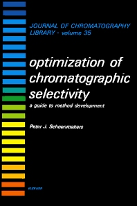 Optimization of Chromatographic Selectivity - 1st Edition - ISBN: 9780444426819, 9780080858388