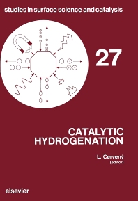 Catalytic Hydrogenation - 1st Edition - ISBN: 9780444426826, 9780080960616