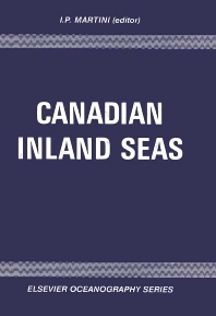 Canadian Inland Seas - 1st Edition - ISBN: 9780444426833, 9780080870823