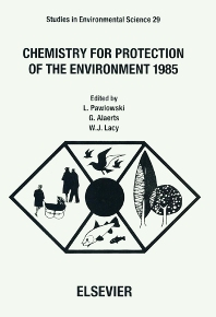 Cover image for Chemistry for Protection of the Environment 1985