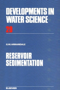 Reservoir Sedimentation - 1st Edition - ISBN: 9780444427298, 9780080870205
