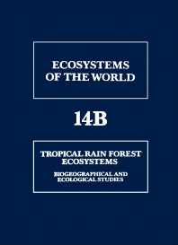Cover image for Tropical Rain Forest Ecosystems