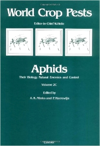 Aphids, 1st Edition,Author Unknown,ISBN9780444427991