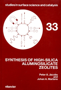 Synthesis of High-Silica Aluminosilicate Zeolites - 1st Edition - ISBN: 9780444428141, 9780080960678