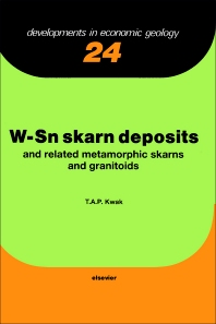 Cover image for W-Sn Skarn Deposits