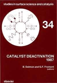 Cover image for Catalyst Deactivation 1987