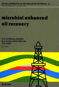 Microbial Enhanced Oil Recovery - 1st Edition - ISBN: 9780444428660, 9780080868806