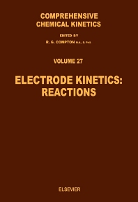 Cover image for Electrode Kinetics: Reactions