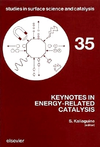 Cover image for Keynotes in Energy-Related Catalysis