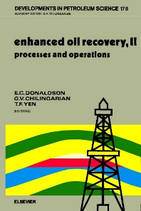 Enhanced Oil Recovery, II - 1st Edition - ISBN: 9780444429339, 9780080868738