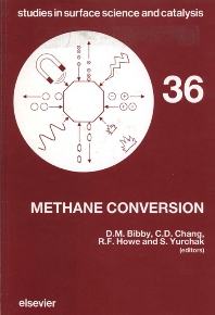 Methane Conversion - 1st Edition - ISBN: 9780444429353, 9780080960708