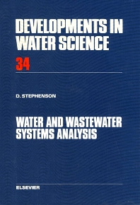 Cover image for Water and Wastewater Systems Analysis