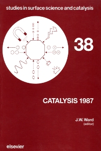 Catalysis 1987