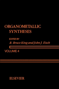 Organometallic Syntheses - 1st Edition - ISBN: 9780444429568, 9781483290027