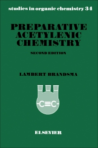 Preparative Acetylenic Chemistry - 2nd Edition - ISBN: 9780444429605, 9781483290034