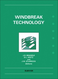 Cover image for Windbreak Technology