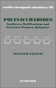 Cover image for Polysaccharides