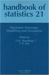 Stochastic Processes: Modeling and Simulation, 1st Edition,D N Shanbhag,ISBN9780444500137