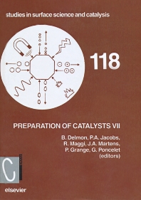 Preparation of Catalysts VII - 1st Edition - ISBN: 9780444500311, 9780080539454