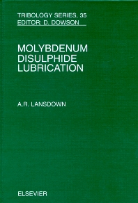 Cover image for Molybdenum Disulphide Lubrication