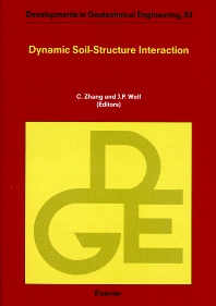 Dynamic Soil-Structure Interaction - 1st Edition - ISBN: 9780444500359, 9780080530581