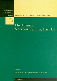 Cover image for The Primate Nervous System, Part III
