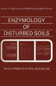 Cover image for Enzymology of Disturbed Soils