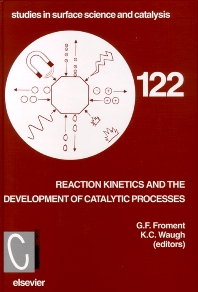Cover image for Reaction Kinetics and the Development of Catalytic Processes