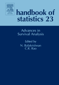 Cover image for Advances in Survival Analysis
