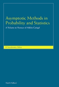 Asymptotic Methods in Probability and Statistics - 1st Edition - ISBN: 9780444500830, 9780080499529