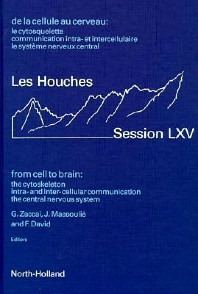 From Cell to Brain, 1st Edition,G. Zaccai,J. Massoulié,F. David,ISBN9780444500861