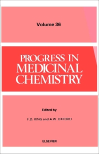 Cover image for Progress in Medicinal Chemistry