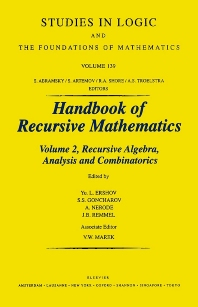 Recursive Algebra, Analysis and Combinatorics - 1st Edition - ISBN: 9780444501066, 9780080533704