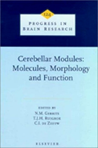 Cerebellar Modules: Molecules, Morphology, and Function - 1st Edition - ISBN: 9780444501080, 9780080953311