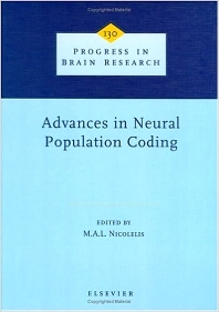 Advances in Neural Population Coding - 1st Edition - ISBN: 9780444501103, 9780080953335