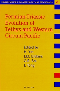 Permian-Triassic Evolution of Tethys and Western Circum-Pacific - 1st Edition - ISBN: 9780444501547, 9780080538655