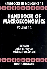 Handbook of Macroeconomics, 1st Edition,John B. Taylor,Michael Woodford,ISBN9780444501561