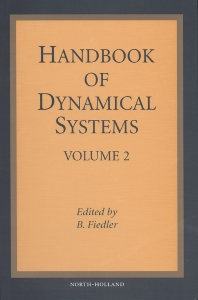 Handbook of Dynamical Systems, 1st Edition,B. Fiedler,ISBN9780444501684