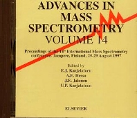 Advances in Mass Spectrometry, Volume 14 CD-ROM