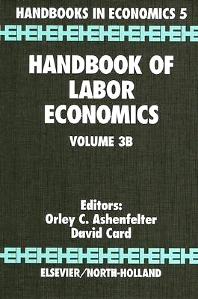 Handbook of Labor Economics - 1st Edition - ISBN: 9780444501882, 9780080573755
